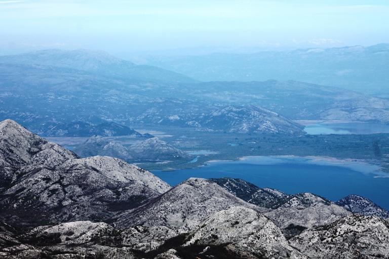 Skadarsko jezero s Rumije