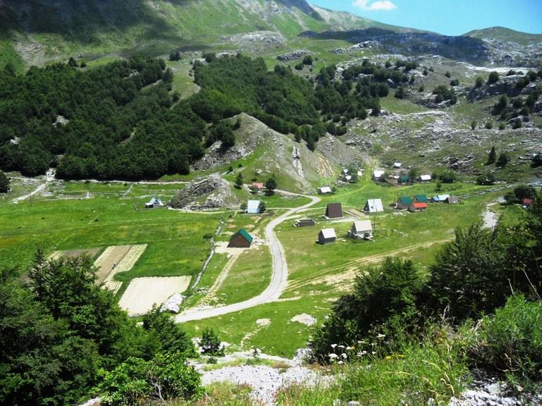 selo Mokra