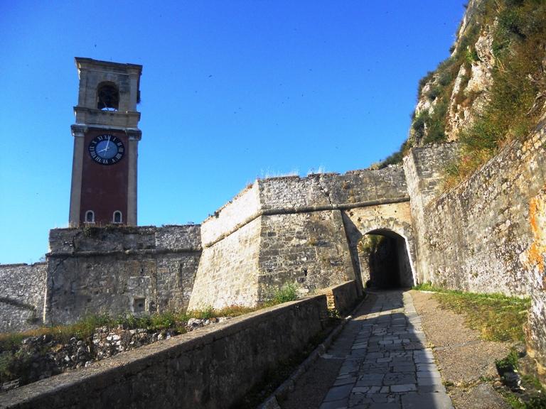 Stara tvrđava, Krf