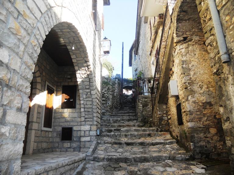Ulcinj, Stari grad