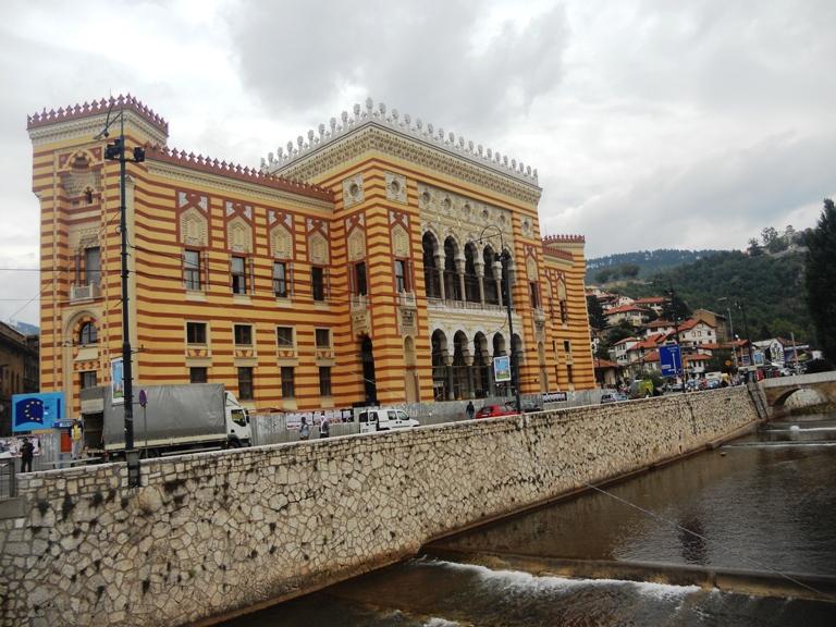 Sarajevo, Vijećnica