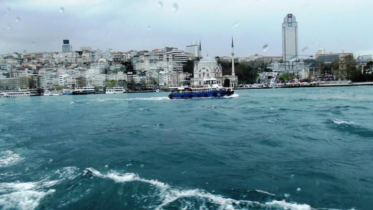 Istanbul, krstarenje Bosforom