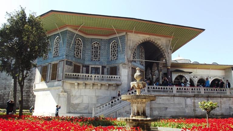 Topkapi palata, Istanbul