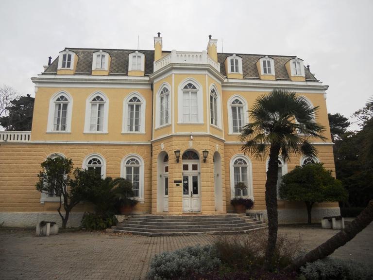 Bar, Dvorac kralja Nikole