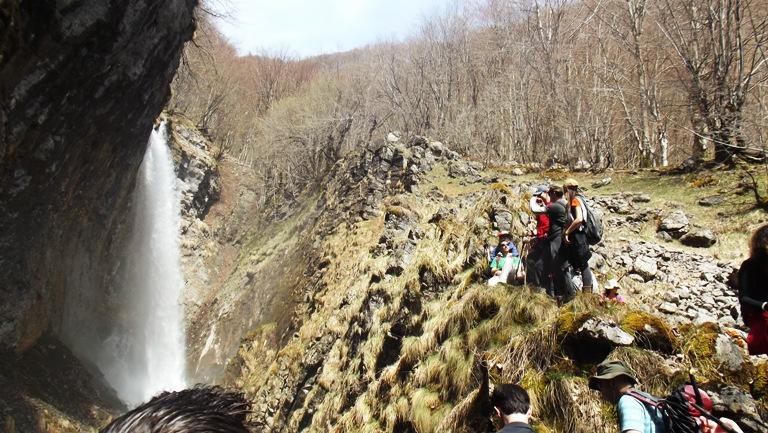 Vodopad Sika