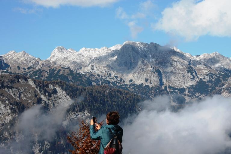 Julijske Alpi sa Vogela