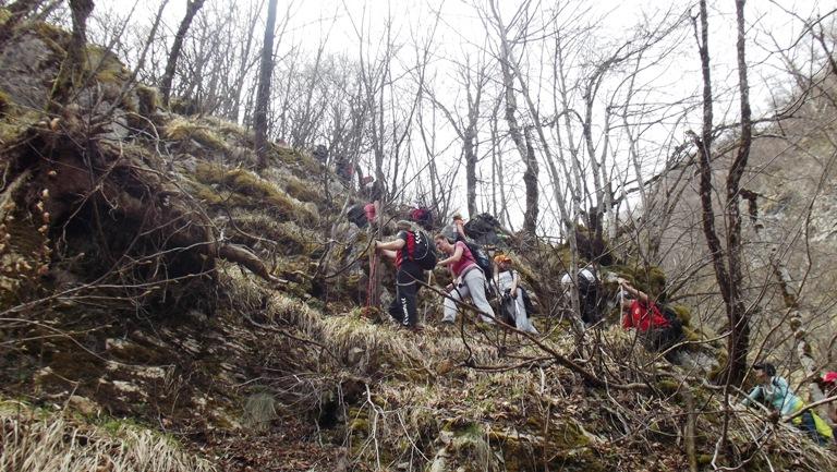 Uspon ka izvoru Morače