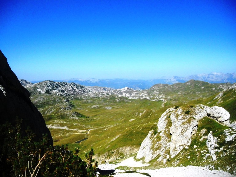 Durmitor, Todorov do