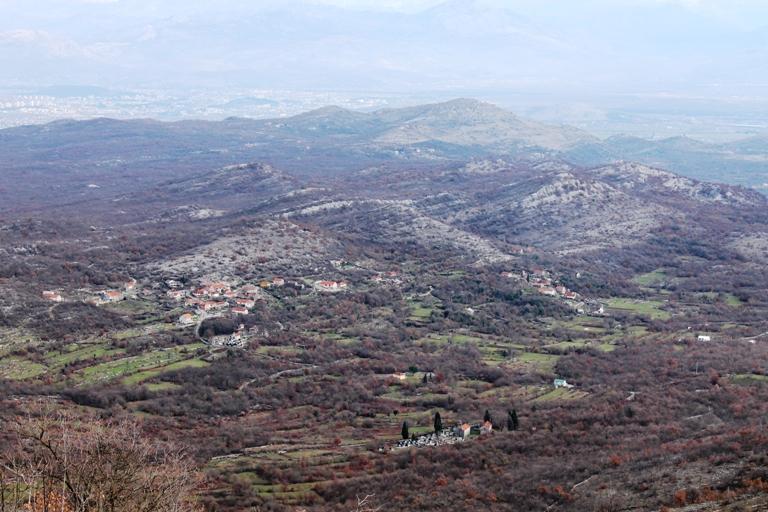 Sela Lješanske nahije