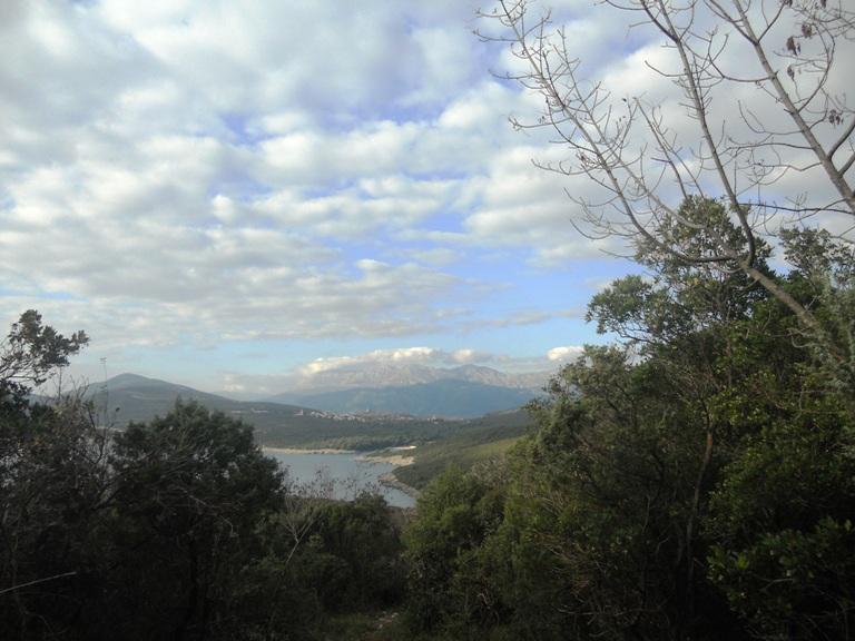 Planinarska staza Plavi horizonti - Bigova