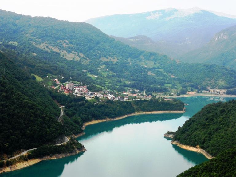 Pivsko jezero i Plužine