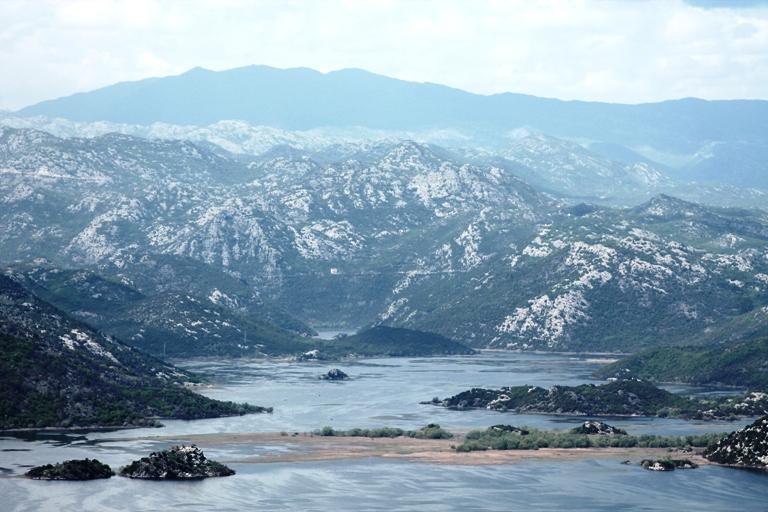 Skadarsko jezero, Pavlova strana