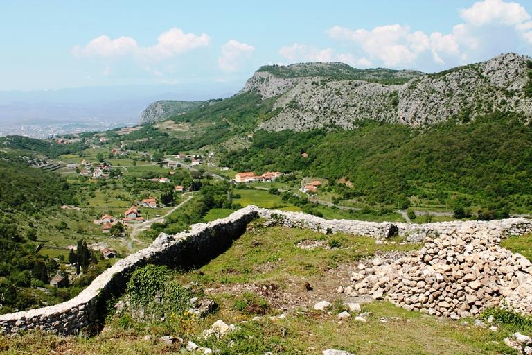 Renoviranje zidina utvrđenja Medun