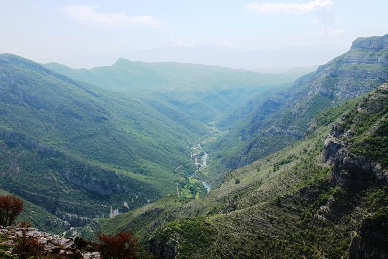 Kanjon rijeke Cijevne