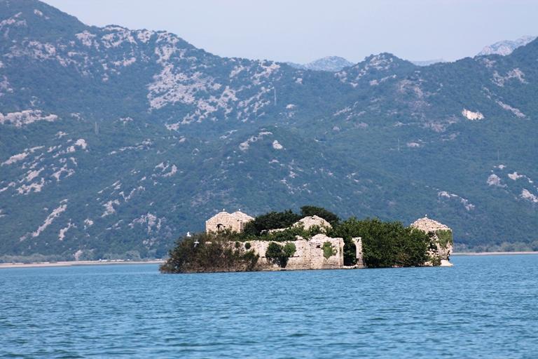 Grmožur, Skadarsko jezero