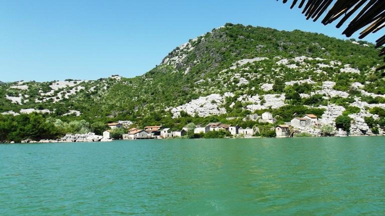 Raduš, Skadarsko jezero