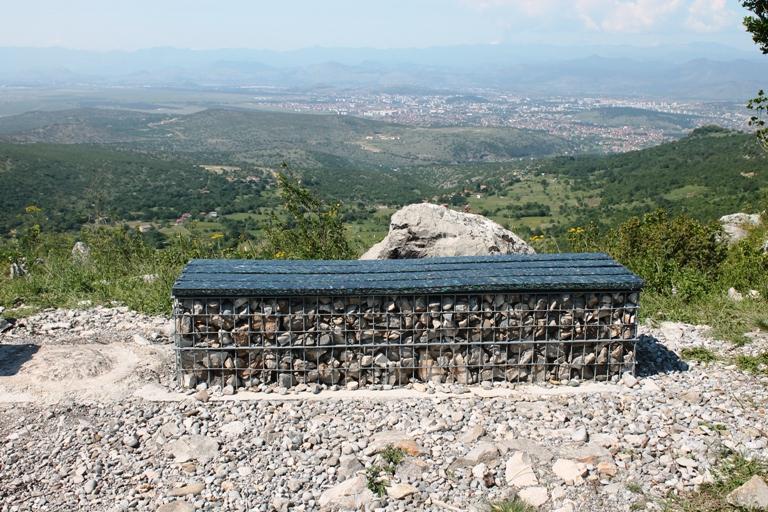 Podgorica na dlanu