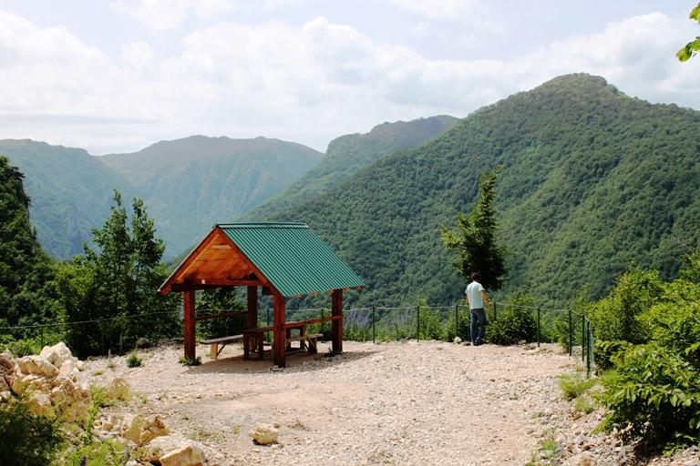 Vidikovac za Pivsko jezero