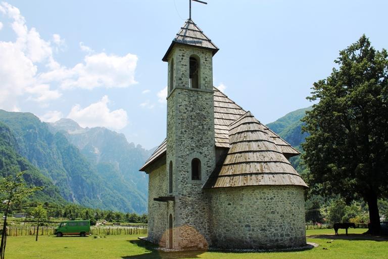 Church of Thethi