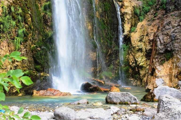 Waterfall Grunas