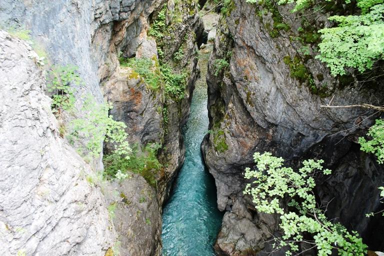 Grunas Canyon, Theth, Albanija