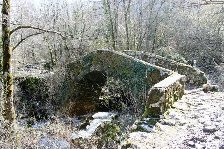 Most na rijeci Oraovštici