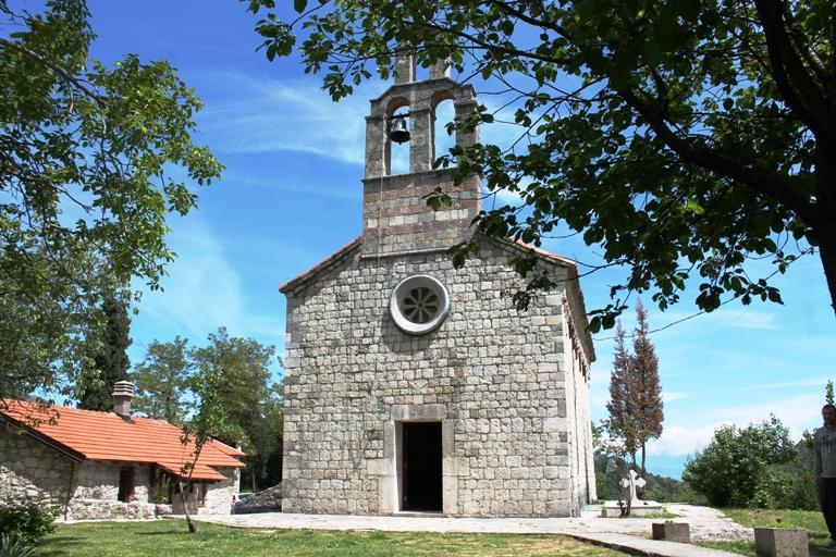 Manastir Sv. Nikola, Donji Brčeli