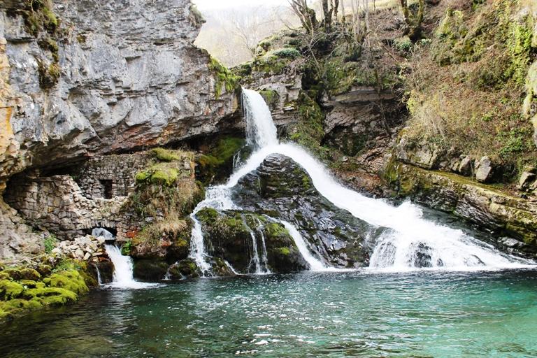 Vodopad Crnjak, Gornja Bijela