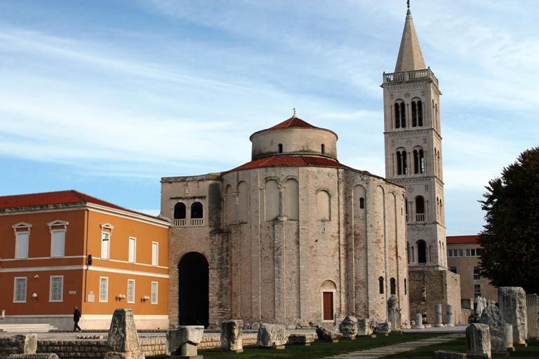 Sv. Donat, Zadar