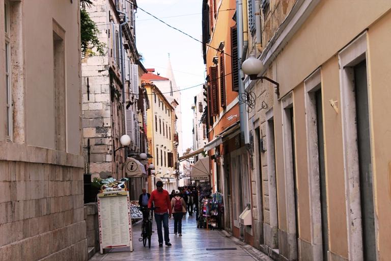 Zadar, Kalelarga