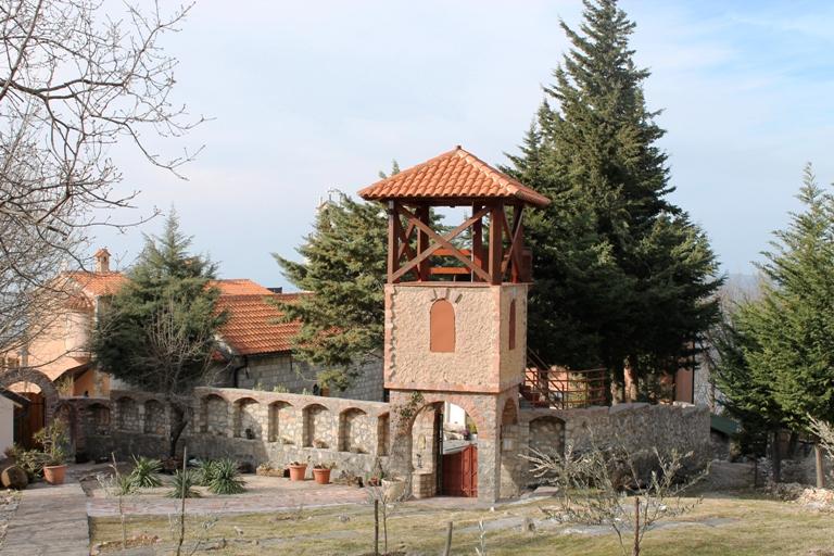 Manastir Rustovo
