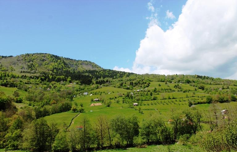 Vraneška dolina