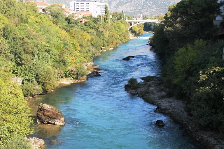 Mostar, Neretva