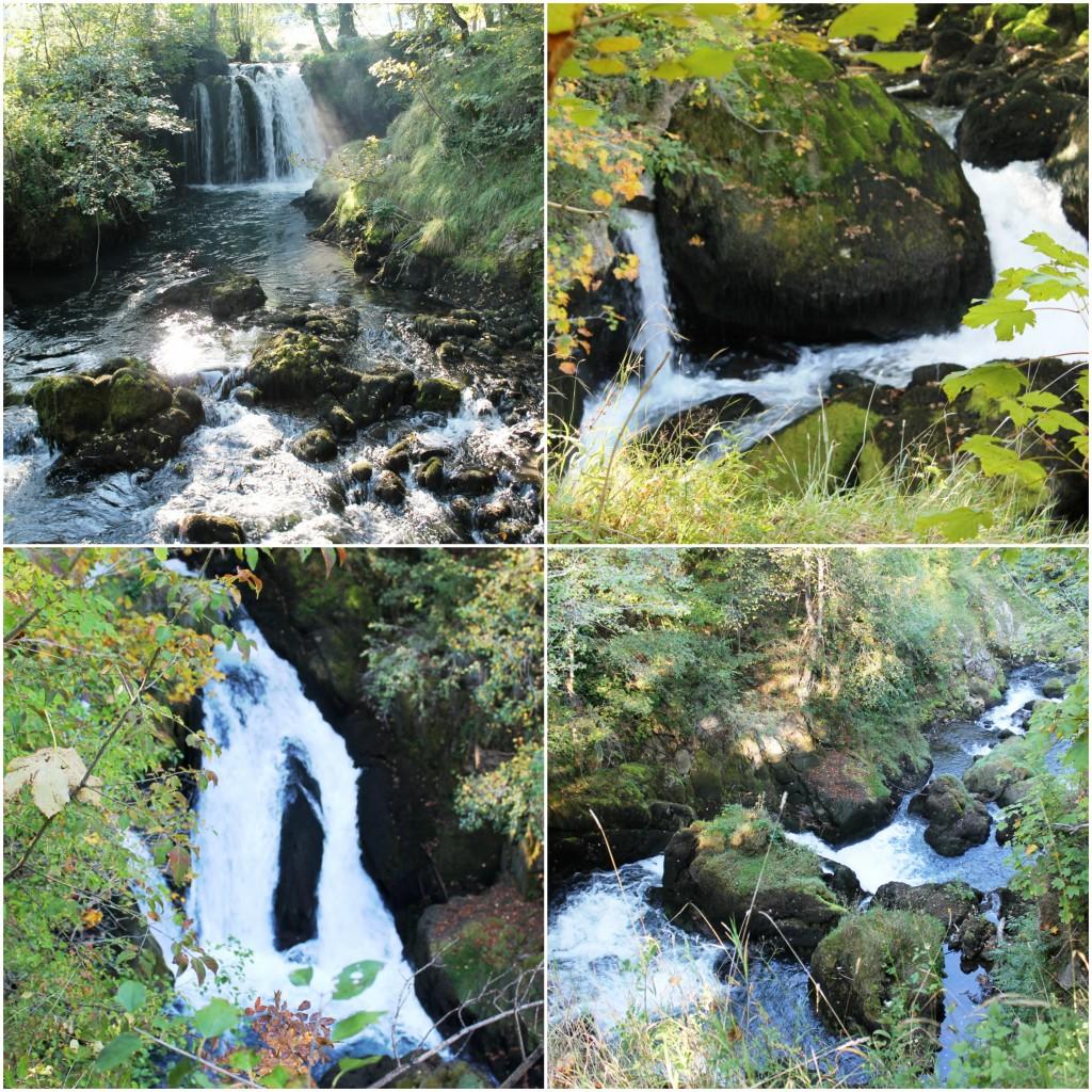 Janjske otoke (mali i veliki vodopad i kanjon Sokolovine)