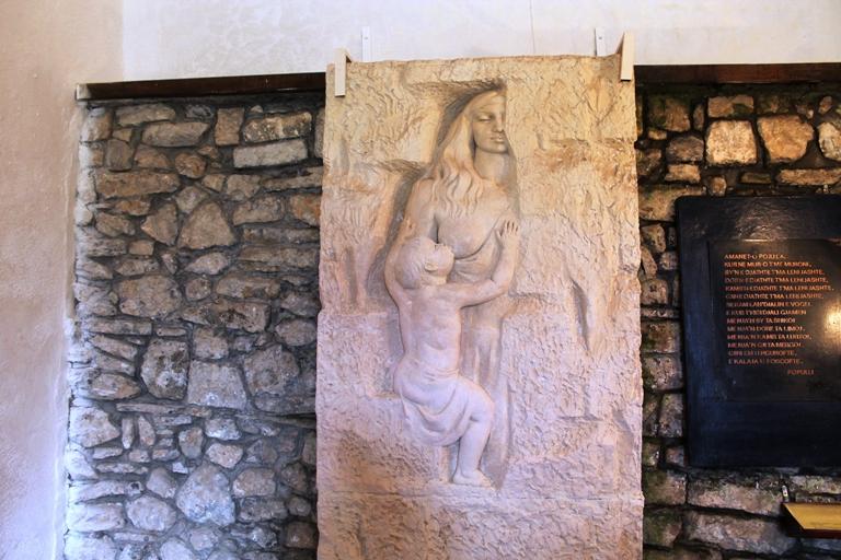 Rozafa, Istorijski muzej