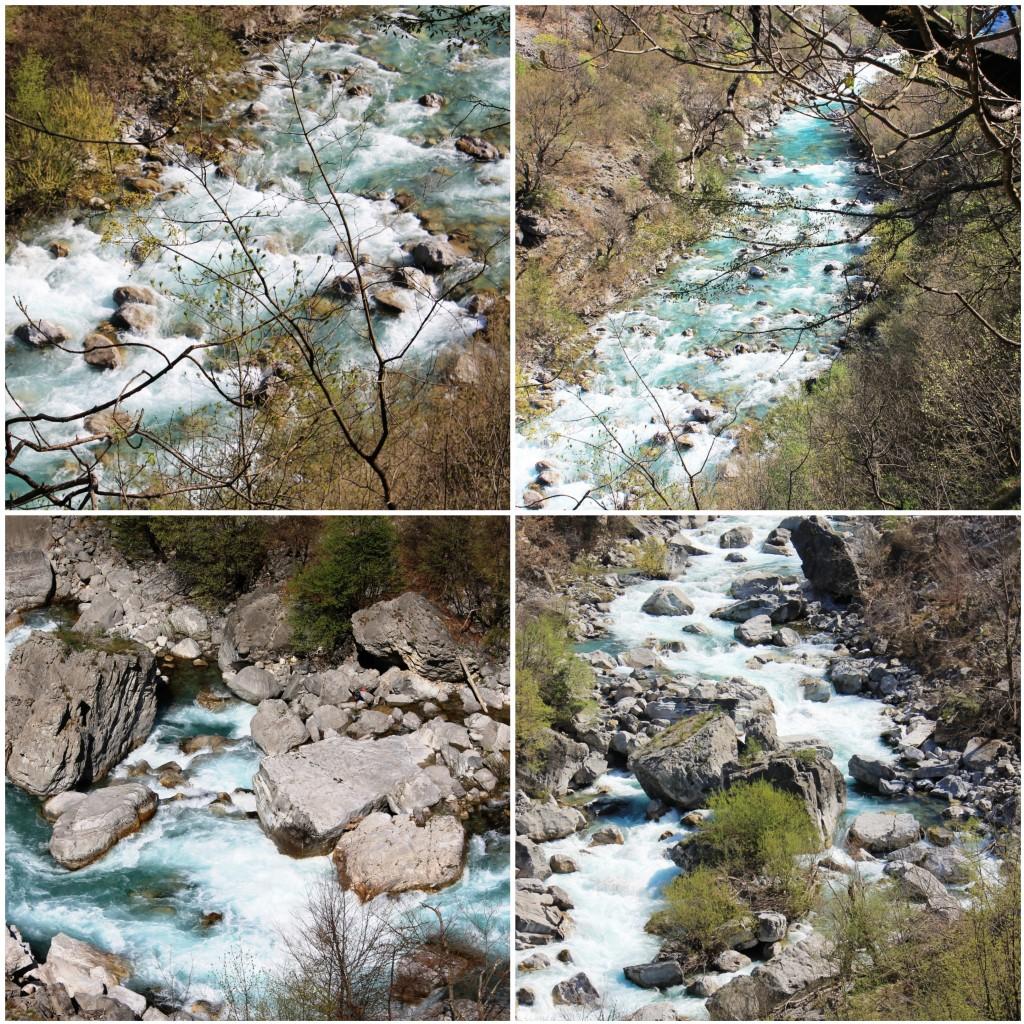 Rijeka Cemit, Albanija