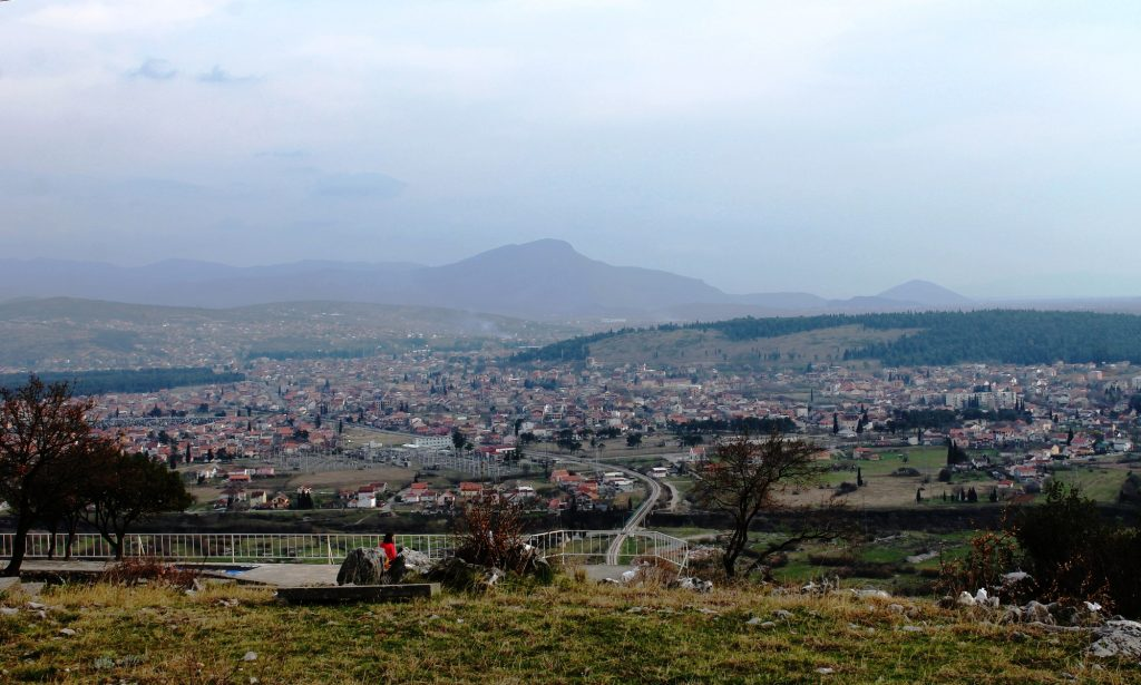 Podgorica s Trijepča