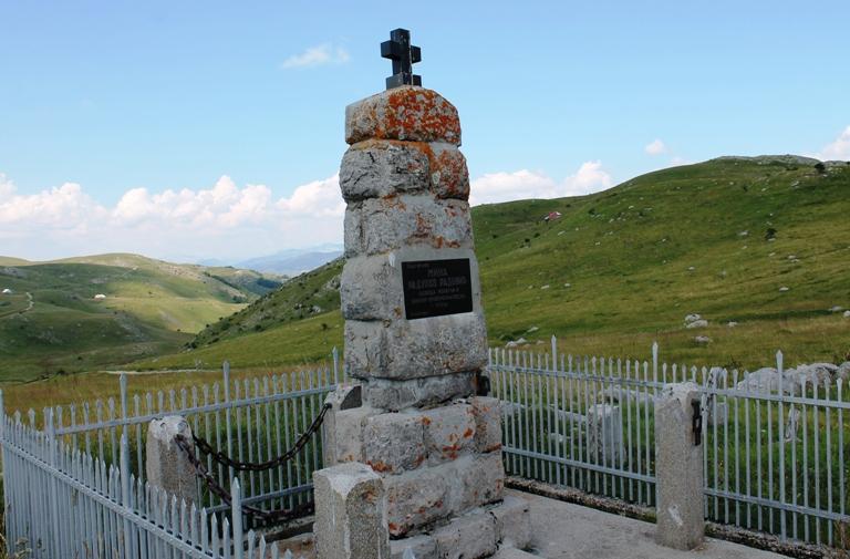 Spomenik Mini radoviću, Javorje