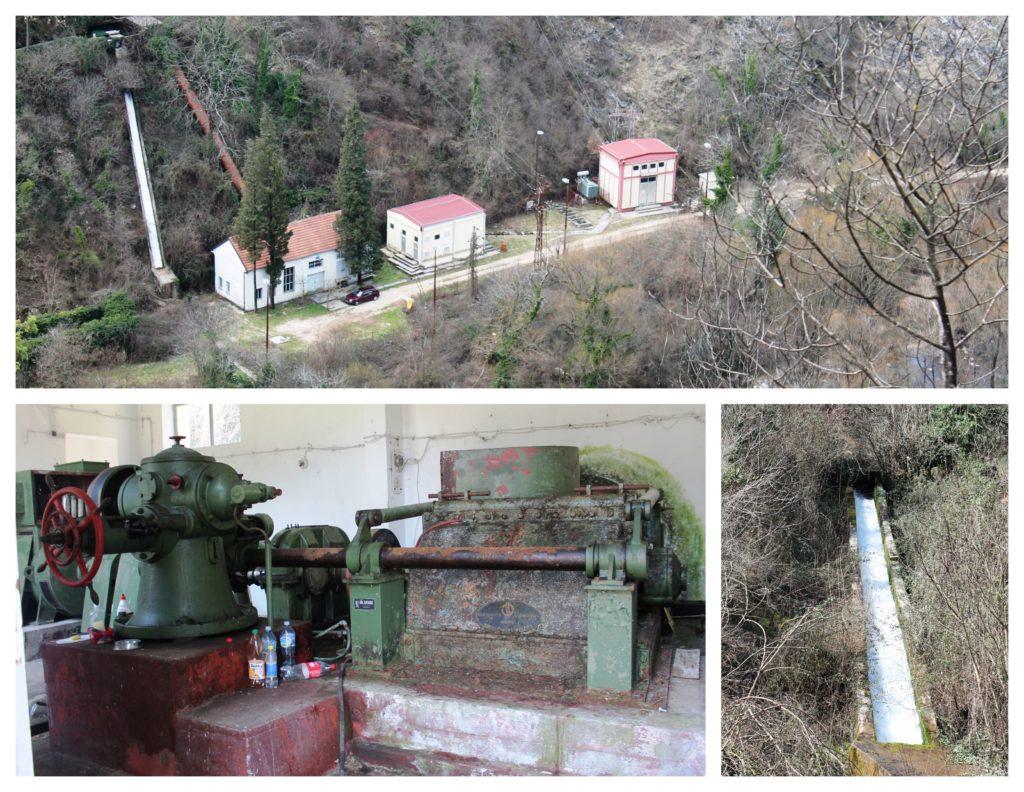 """Hidroelektrana """"Rijeka Crnojevića"""""""