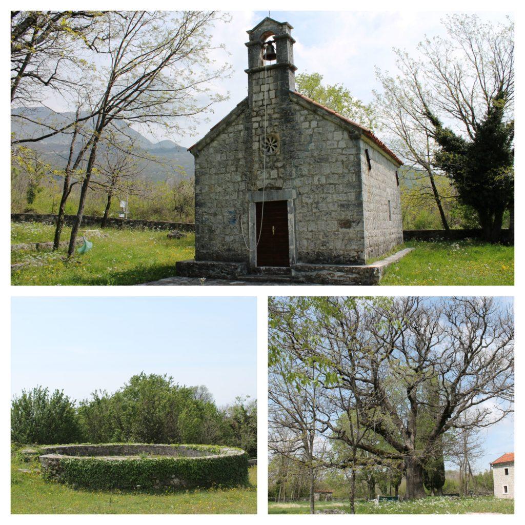 Crkva Svetog Jovana, Kameno