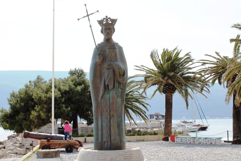 Spomenik Tvrtku I Kotromaniću