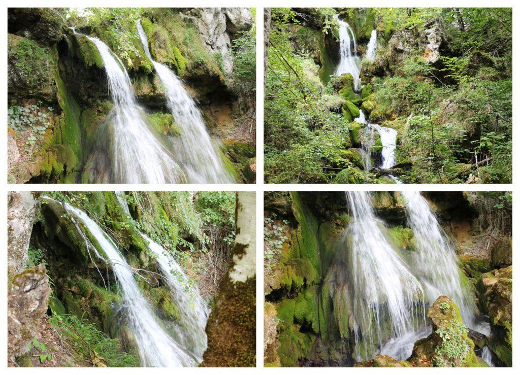 Rijeka Lještanica, vodopad Skakala