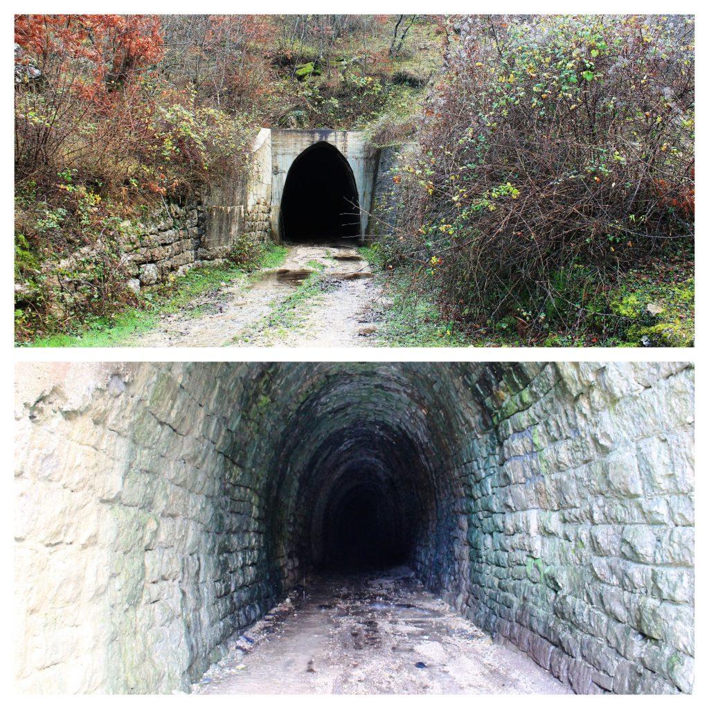 Tunel kroz Sutorman (ulaz iz pravca Virpazara)