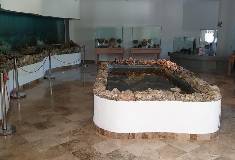 Arheološki muzej - Zaliv kostiju