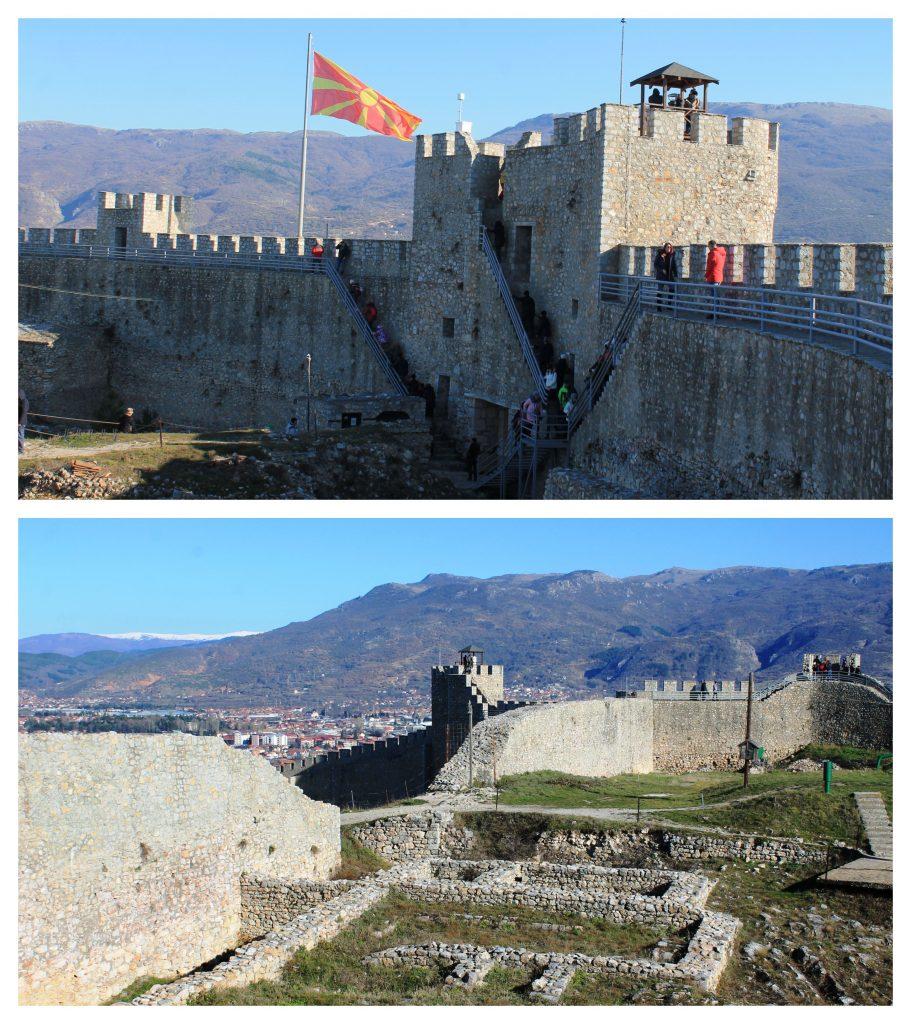 Samuilova tvrđava (grad)