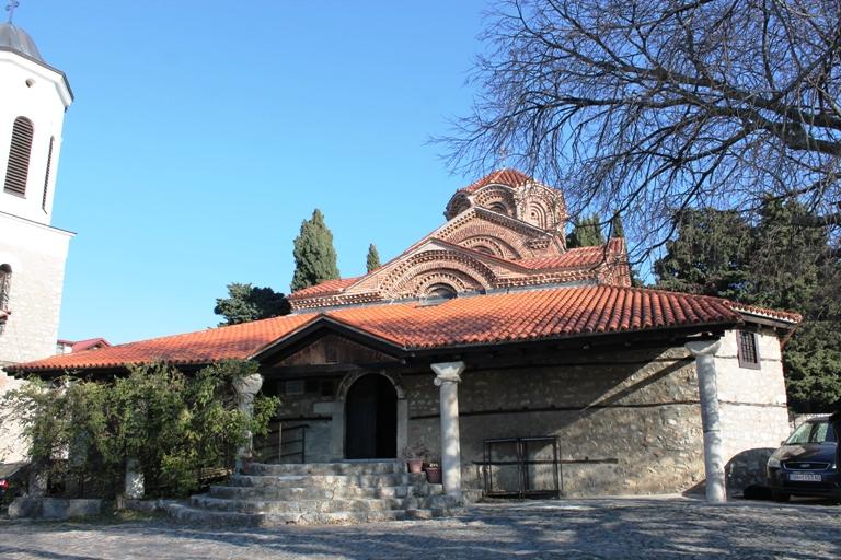 Crkva Svete Bogorodice Perivlepte