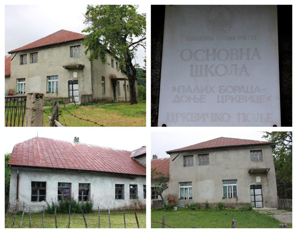 Škola u Crkvičkom polju