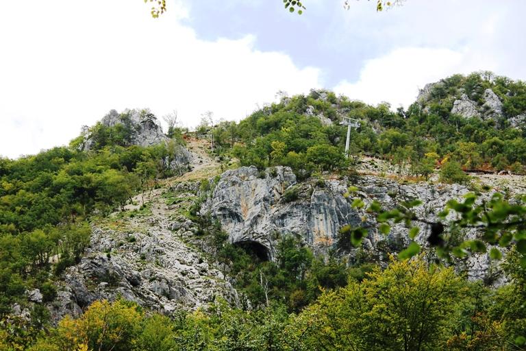 Buduća žičara ka Đalovića pećini