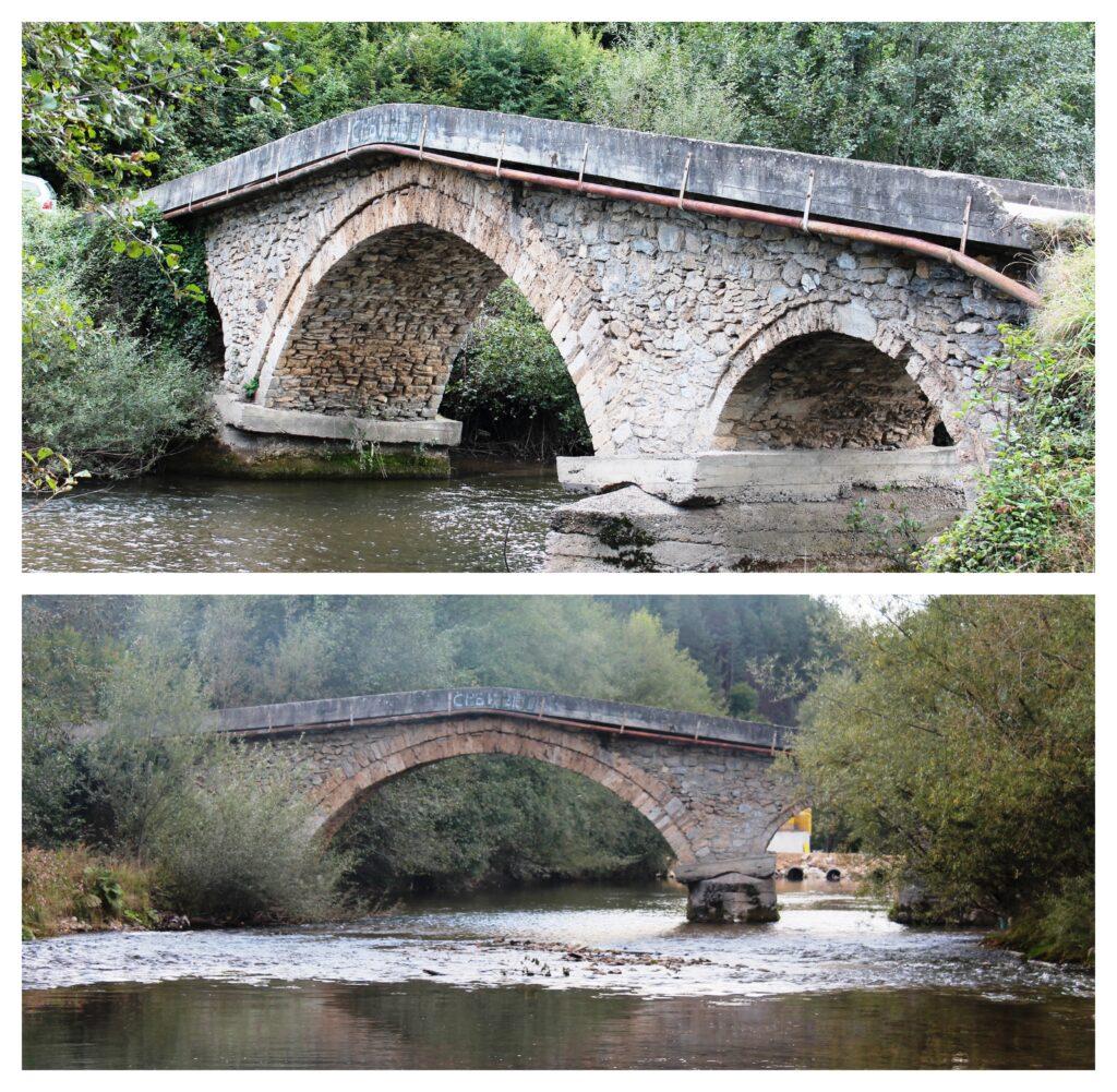 Kameni most u selu Lozna
