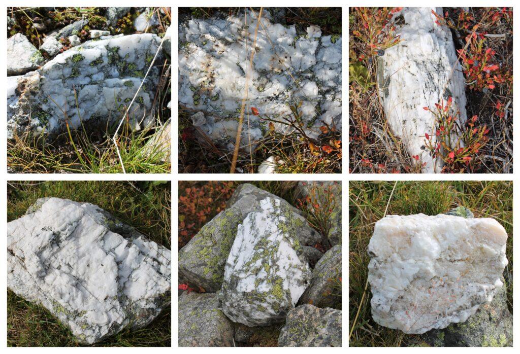 Kamenje na putu ka Starcu